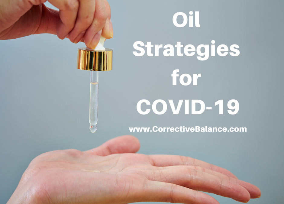 Oil Strategies for COVID-19